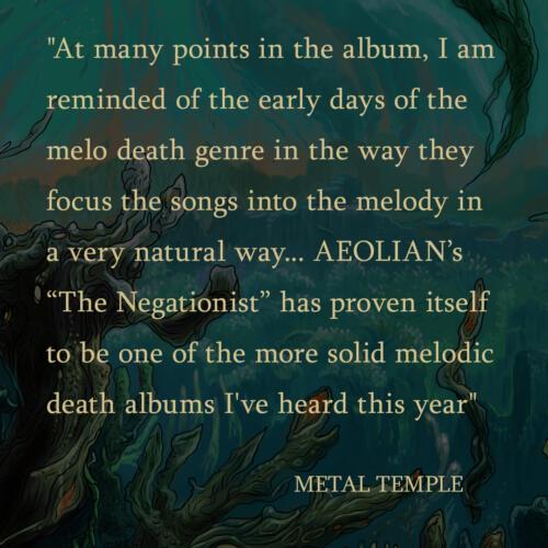 Metal-Temple